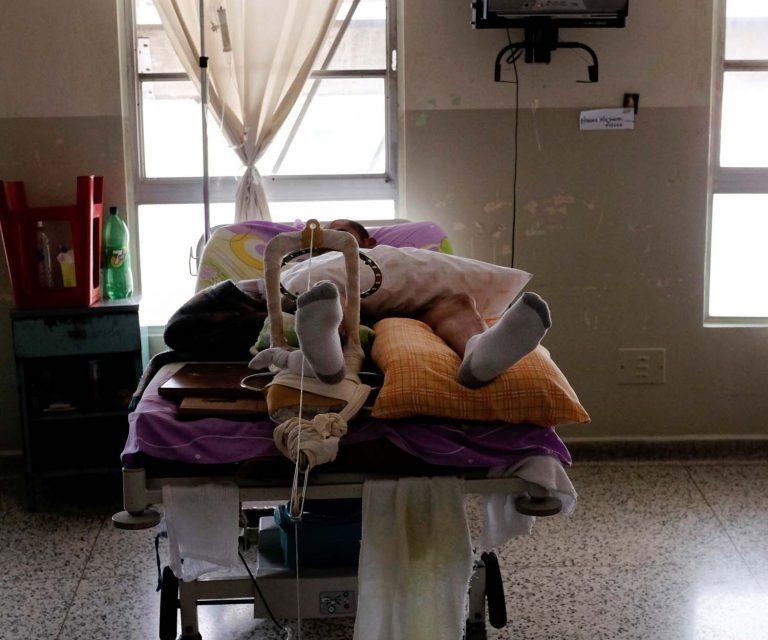 Los hospitales en Venezuela están en terapia intensiva