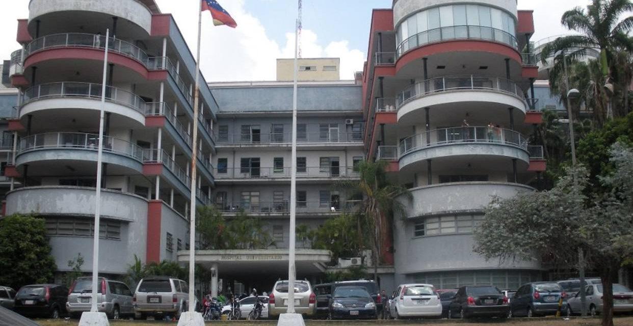 Servicio de Traumatología del Clínico Universitario está cerrado por caso positivo de residente