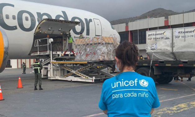 Usaid envía ayuda humanitaria a Venezuela para atender la pandemia del Coronavirus