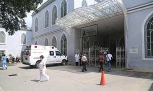 Dos pacientes en el Hospital Vargas murieron por falta de oxígeno