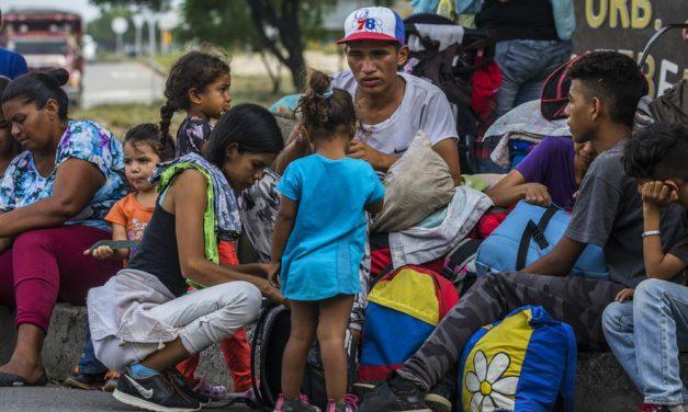 Donantes internacionales se comprometen a ayudar a migrantes venezolanos con $2.793 millones